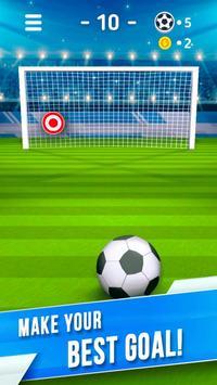 Soccer game: Winner's ball poster