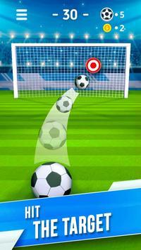 Soccer game: Winner's ball screenshot 1