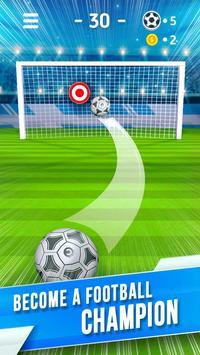 Soccer game: Winner's ball screenshot 2