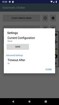 Clicador Automático imagem de tela 5