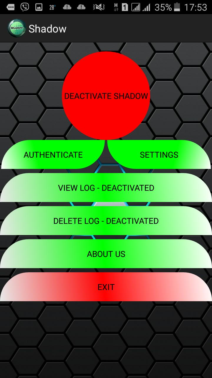 Shadow - Kid's Key Logger for Android - APK Download