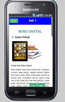 Materi Simulasi Digital poster