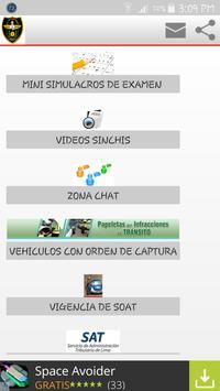 SINMIS apk screenshot