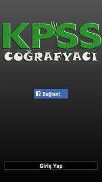 KPSS Coğrafyacı poster