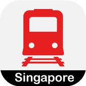 Singapore MRT icon