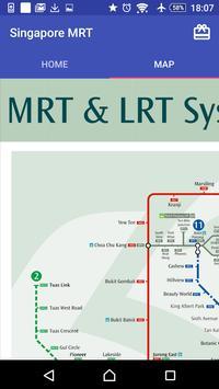 Singapore MRT poster