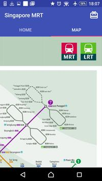 Singapore MRT apk screenshot