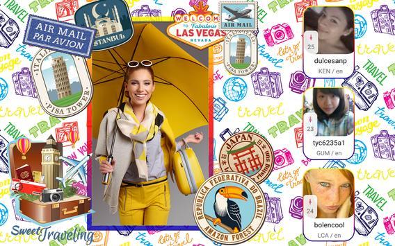 Single girls - travel guide advisor screenshot 22