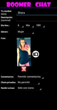 Free chat - boomer apk screenshot