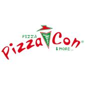 Pizza Con icon