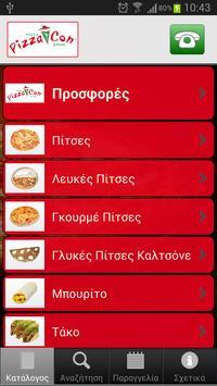 Pizza Con apk screenshot