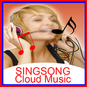 Sing-Song Cloud Music Player icon