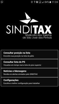 SindiTax Aeroporto poster