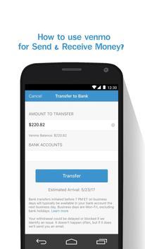 Guide Send Receive Money App poster