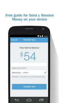 Guide Send Receive Money App screenshot 1