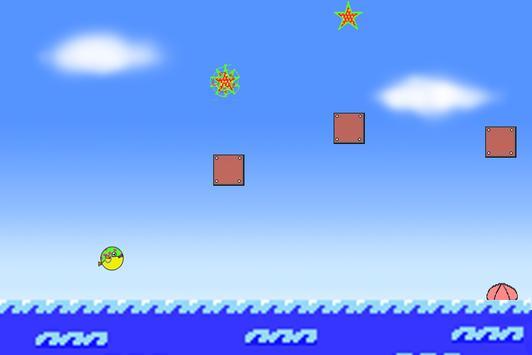 Fly! Globefish screenshot 1