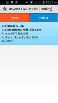 Distribution App apk screenshot