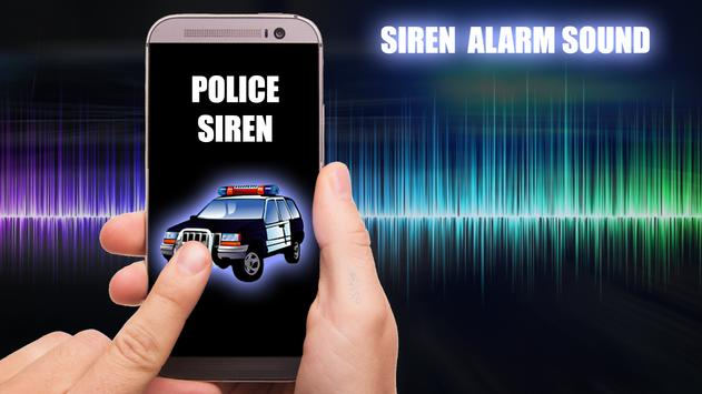 Siren Alarm Sound apk screenshot