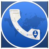 True Location Caller ID icon
