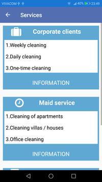 Professional Cleaning Bourgas Sirius-777 screenshot 3