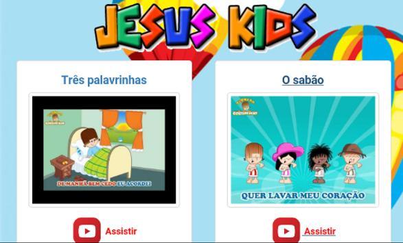 Jesus Kids apk screenshot