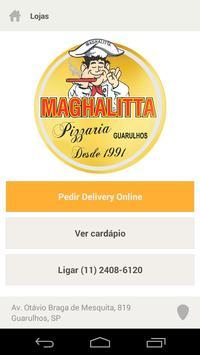 Pizzaria Maghalitta screenshot 1