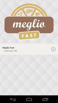 Meglio Fast poster