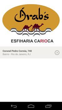 Árab's Esfiharia Carioca poster
