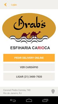 Árab's Esfiharia Carioca screenshot 1
