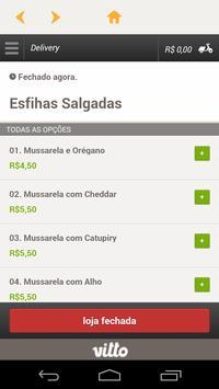 Árab's Esfiharia Carioca screenshot 3