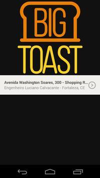 Big Toast poster