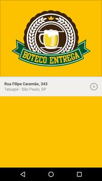 Boteco Entrega poster