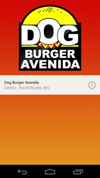 Dog Burger Avenida poster