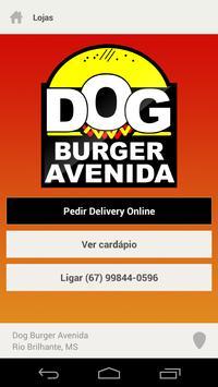 Dog Burger Avenida screenshot 1
