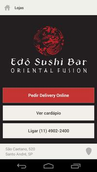Edo Sushi Bar screenshot 1