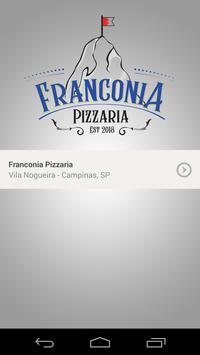 Franconia Pizzaria poster