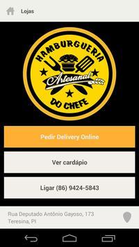 Hamburgueria do Chefe screenshot 1