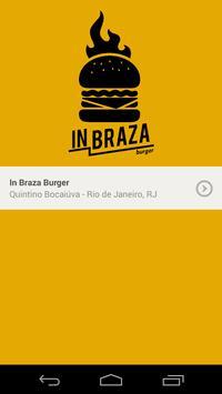 In Braza Burger poster
