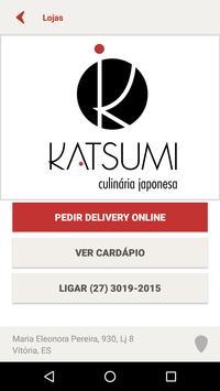 Katsumi Culinária Japonesa screenshot 1