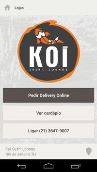 Koi Sushi Lounge screenshot 1