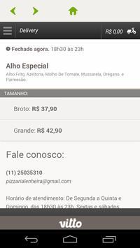 Pizzaria Lenheira screenshot 4