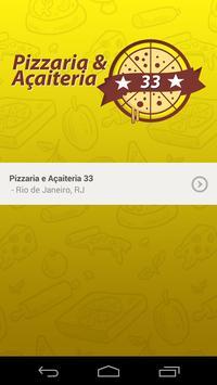 Pizzaria e Açaiteria 33 poster