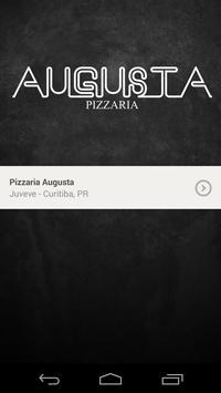 Pizzaria Augusta poster