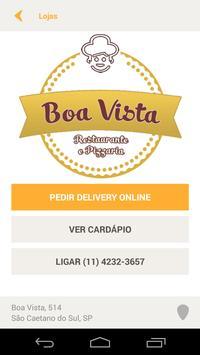 Pizzaria Boa Vista screenshot 1