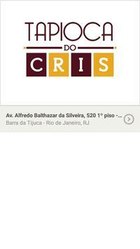 Tapioca do Cris poster