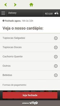 Tapioca do Cris apk screenshot