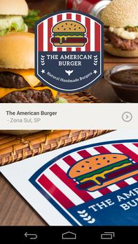 The American Burger poster