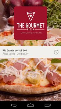 The Gourmet Pizza poster