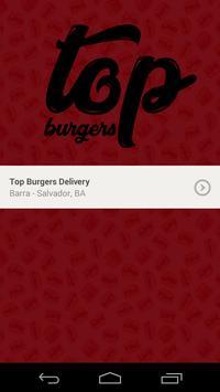 Top Burgers poster