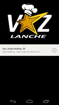 Vaz Lanche poster